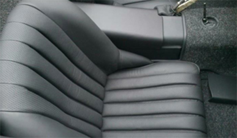 Custom Upholstering